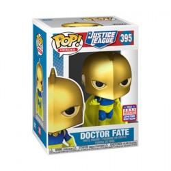 Figurine Pop! SDCC 2021 DC Comics Doctor Fate Edition Limitée Funko Boutique en Ligne Suisse