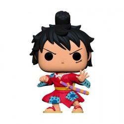 Figurine Pop! One Piece Luffy in Kimono Funko Boutique en Ligne Suisse