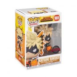Figurine Pop! Métallique My Hero Academia Bakugo avec Explosion Edition Limitée Funko Boutique en Ligne Suisse