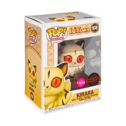 Figurine Pop! Floqué Inuyasha Kirara Edition Limitée Funko Boutique en Ligne Suisse