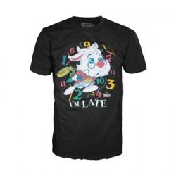 Figurine T-shirt Alice au Pays des Merveilles Lapin Blanc Edition Limitée Funko Boutique en Ligne Suisse