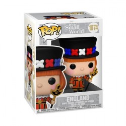 Figurine Pop! Disney Small World England Funko Boutique en Ligne Suisse
