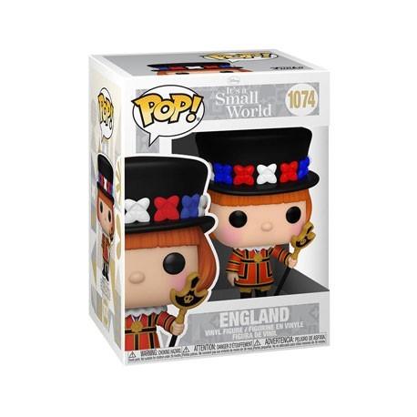 Figur Pop! Disney Small World England Funko Online Shop Switzerland