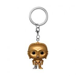 Pop! Pocket Keychains Star Wars C-3PO