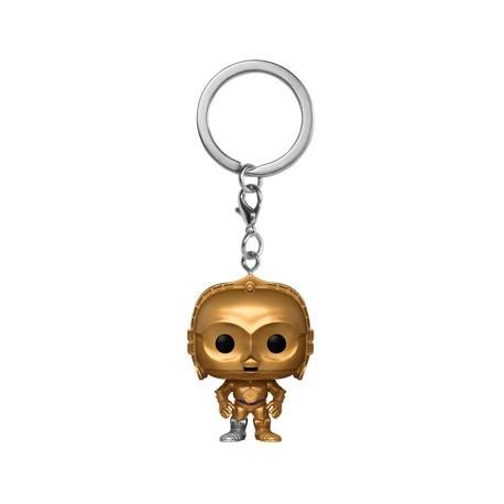 Figur Pop! Pocket Keychains Star Wars C-3PO Funko Online Shop Switzerland