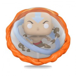 Pop! 15 cm Avatar The Last Airbender Aang All Elements