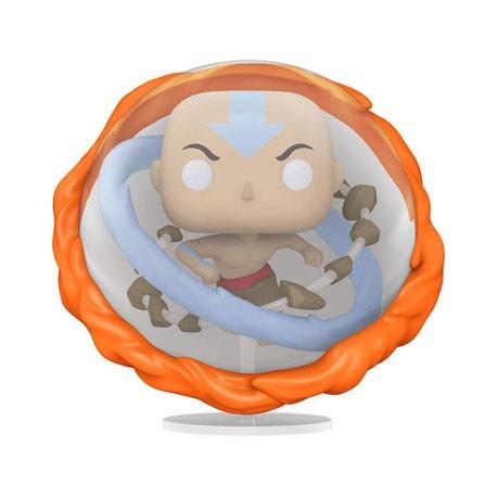 Figur Pop! 15 cm Avatar The Last Airbender Aang All Elements Funko Online Shop Switzerland