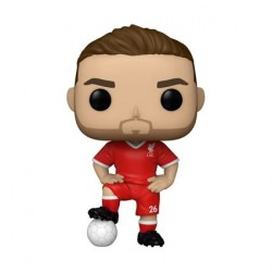 Figurine Pop! Football Liverpool F.C. Andy Robertson Funko Boutique en Ligne Suisse