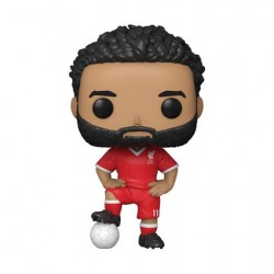 Figurine Pop! Football Liverpool F.C. Mohamed Salah Funko Boutique en Ligne Suisse
