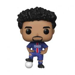 Figurine Pop! Football Paris Saint-Germain F.C. Marquinhos Funko Boutique en Ligne Suisse