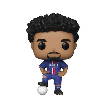 Figur Pop! Football Paris Saint-Germain F.C. Marquinhos Funko Online Shop Switzerland