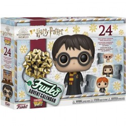 Figuren Pop! Pocket Harry Potter Advent Calendar 2021 (24 stk) Funko Online Shop Schweiz