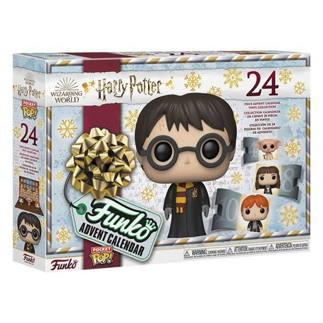 Figur Pop! Pocket Harry Potter Advent Calendar 2021 (24 pcs) Funko Online Shop Switzerland