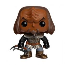 Figurine BOÎTE ENDOMMAGÉE Pop! Star Trek The Next Generation klingon (Rare) Funko Boutique en Ligne Suisse