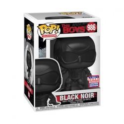 Figurine Pop! SDCC 2021 The Boys Black Noir Edition Limitée Funko Boutique en Ligne Suisse
