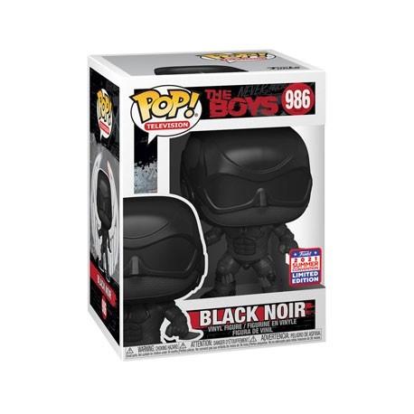 Figur Pop! SDCC 2021 The Boys Black Noir Limited Edition Funko Online Shop Switzerland
