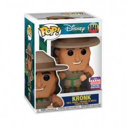 Pop! SDCC 2021 The Emperor's New Groove Kronk Scout Limited Edition