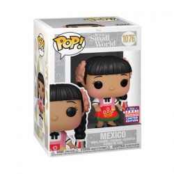 Pop! SDCC 2021 Disney Small World Mexico Limited Edition