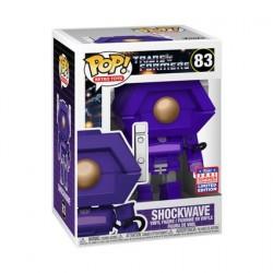 Figurine Pop! SDCC 2021 Transformers Shockwave Edition Limitée Funko Boutique en Ligne Suisse