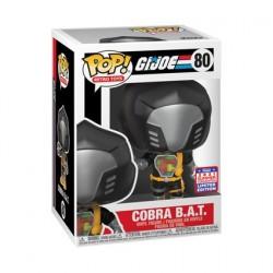 Figurine Pop! SDCC 2021 G.I. Joe Cobra B.A.T. Edition Limitée Funko Boutique en Ligne Suisse