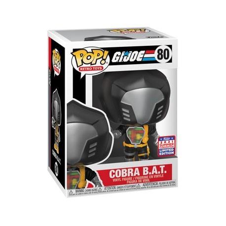 Figur Pop! SDCC 2021 G.I. Joe Cobra B.A.T. Limited Edition Funko Online Shop Switzerland