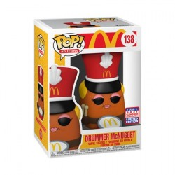 Pop! SDCC 2021 McDonald's Nugget Drummer Limited Edition