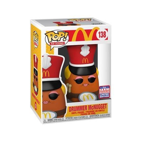 Figur Pop! SDCC 2021 McDonald's Nugget Drummer Limited Edition Funko Online Shop Switzerland