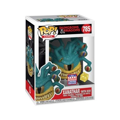Figur Pop! SDCC 2021 Dungeons et Dragons Xanathar Limited Edition Funko Online Shop Switzerland
