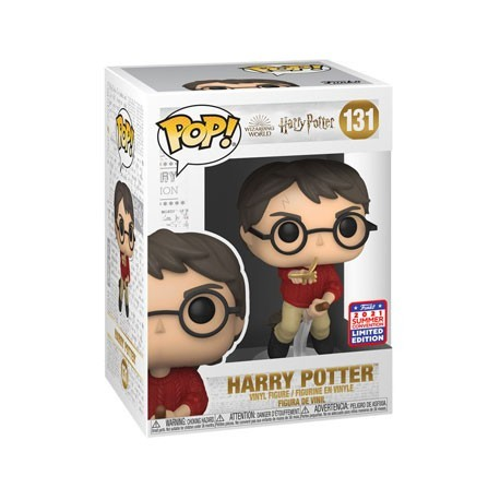 Figur Pop! SDCC 2021 Harry Potter Harry Flying with Winged Key Limited Edition Funko Online Shop Switzerland
