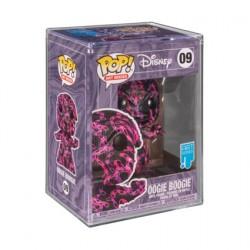 Figurine Pop! Artist Series Disney L´étrange Noël de Mr. Jack Oogie avec Boîte de Protection Acrylique Edition Limitée Funko ...