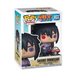 Figurine Pop! Naruto Shippuden Sasuke Rinnegan Edition Limitée Funko Boutique en Ligne Suisse
