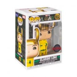 Figurine Pop! Marvel Loki Classic Loki Edition Limitée Funko Boutique en Ligne Suisse