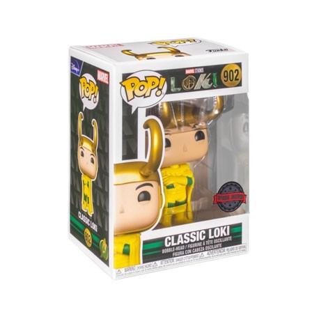 Figur Pop! Marvel Loki Classic Loki Limited Edition Funko Online Shop Switzerland
