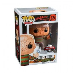 Figurine Pop! A Nightmare on Elm Street Freddy Krueger Syringe Fingers Edition Limitée Funko Boutique en Ligne Suisse