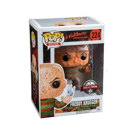 Figur Pop! A Nightmare on Elm Street Freddy Krueger Syringe Fingers Limited Edition Funko Online Shop Switzerland