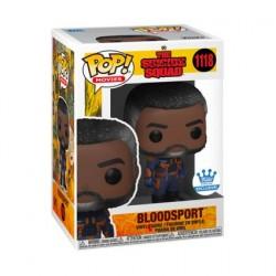 Figurine Pop! The Suicide Squad 2021 Bloodsport Unmasked Edition Limitée Funko Boutique en Ligne Suisse