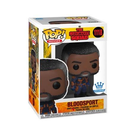 Figur Pop! The Suicide Squad 2021 Bloodsport Unmasked Limited Edition Funko Online Shop Switzerland