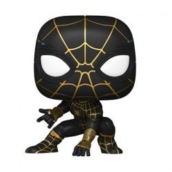 Figur Pop! Spider-Man No Way Home Spider-Man Black and Gold Suit Funko Online Shop Switzerland
