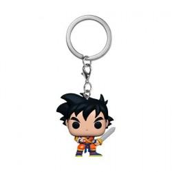 Figurine Pop! Pocket Porte-Clés Dragon Ball Z Gohan avec Epée Funko Boutique en Ligne Suisse