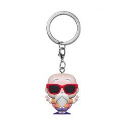 Figurine Pop! Pocket Porte-Clés Dragon Ball Z Master Roshi Peace Sign Funko Boutique en Ligne Suisse