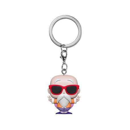 Figur Pop! Pocket Keychaines Dragon Ball Z Master Roshi Peace Sign Funko Online Shop Switzerland