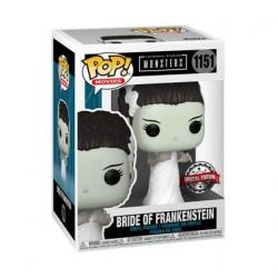 Figurine Pop! Universal Monsters la Femme de Frankenstein Edition Limitée Funko Boutique en Ligne Suisse