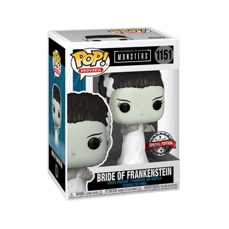 Figur Pop! Universal Monsters Bride of Frankenstein Limited Edition Funko Online Shop Switzerland