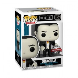 Pop! Universal Monsters Dracula Limited Edition
