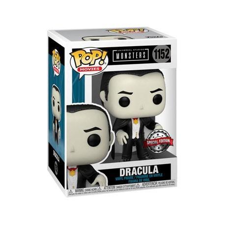 Figur Pop! Universal Monsters Dracula Limited Edition Funko Online Shop Switzerland