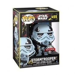 Figurine Pop! Star Wars Retro Series Stormtrooper Edition Limitée Funko Boutique en Ligne Suisse