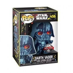 Figuren Pop! Star Wars Retro Series Darth Vader Limitierte Auflage Funko Online Shop Schweiz