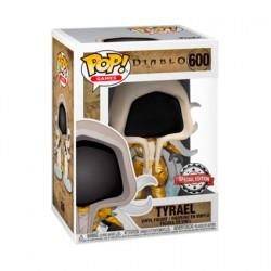 Figurine Pop! Metallique Diablo 3 Tyrael Edition Limitée Funko Boutique en Ligne Suisse