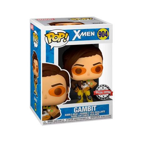 Figur Pop! X-Men Gambit with Cat Limited Edition Funko Online Shop Switzerland