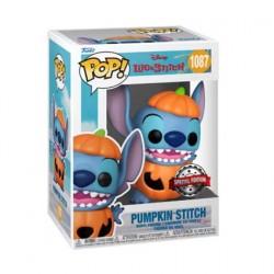 Figurine Pop! Disney Lilo et Stitch Citrouille Stitch Edition Limitée Funko Boutique en Ligne Suisse